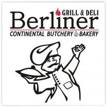 Berliner Grill and Deli Logo